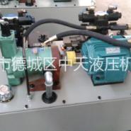 山东枣庄液压系统图片