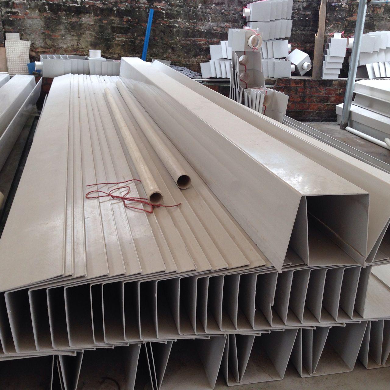pvc塑钢排水槽(天沟)使用说明