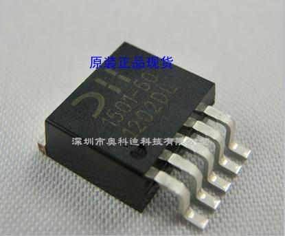 供应用于降压转换器的AP1501-50K5L为150KHz , 3A PWM降压型DC / DC转换器.