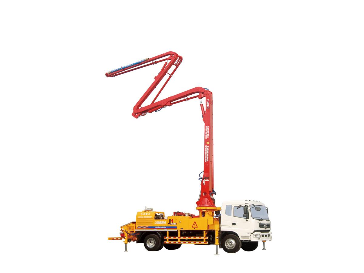 供应小型混凝土泵车