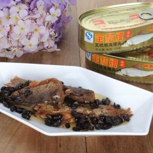 宝和牌金装豆豉鲮鱼图片
