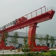 重庆L型电动葫芦门式起重机图片