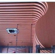 异形铝方通吊顶厂家图片