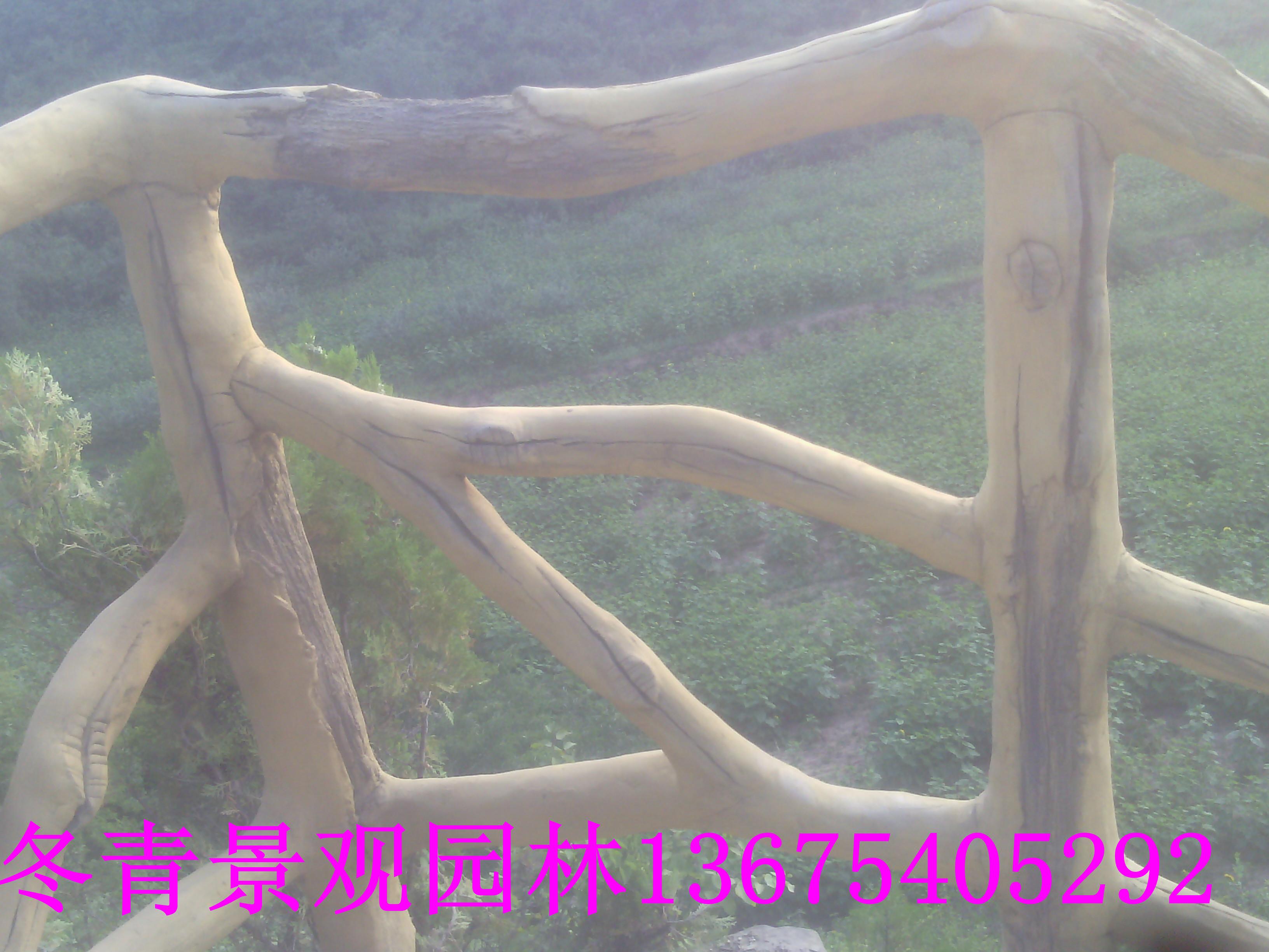 供应潍坊哪里有做优质仿木护栏批发价格,仿木护栏图片,仿木护栏现厂制作,