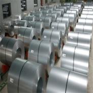 山东冷轧镀锌带钢价格图片