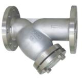 供应用于生活废水污水|工业水处理|过滤设备的不锈钢Y型过滤器 过滤器厂家 过滤器报价