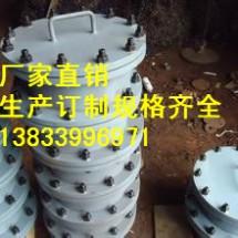 供应用于化工管道的衬不锈钢人孔 化工部人孔标准 优质内衬不锈钢旋转盖人孔dn400pn10价格