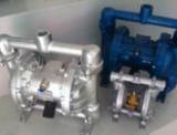 供应QBY-40隔膜泵 塑料隔膜泵 气动隔膜泵生产厂家 隔膜泵多少钱