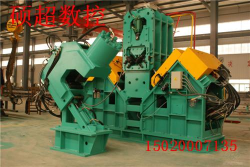 供应角钢钻 数控角钢生产线 硕超数控服务铁塔行业20年