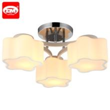 供應用于燈具的東盟空間現代led臥室客廳燈具LED客廳吸頂燈具現代簡約臥室燈大氣吸頂燈飾創意溫馨客廳燈圖片
