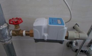 IC卡控水器,一体计量机,宿舍淋浴水控机