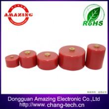 供应高频高压陶瓷电容器-FC系列2700PF50KV高压X光机电源电容批发