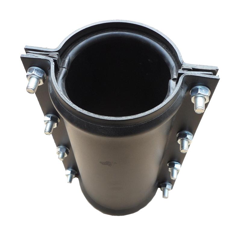 玻璃钢管用直管哈夫节 抢修节 堵漏器 任意规格长度