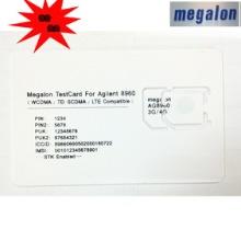 供应用于测试手机的手机测试白卡WCDMA测试卡8960批发