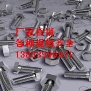 M22*80不锈钢316L螺栓图片