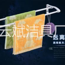 供应用于置物的浙江卫生间太空铝三角置物架壁挂浴室洗手间卫浴双层三角厕所洗漱架子批发