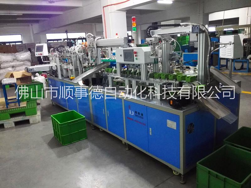 塑料水龙头全自动组装机销售
