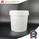 18L带机油嘴塑料桶,湖南化工塑图片