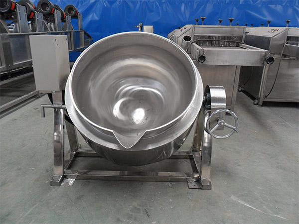 夹层锅_夹层锅供货商_供应电加热夹层锅价格信息