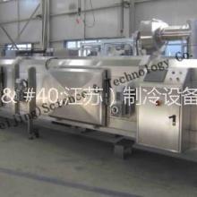 供应海产品隧道式液氮速冻机