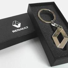 供应汽车钥匙扣制作不锈刚车钥匙扣批发图片