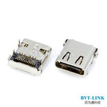 深圳USB3.1C/T连接器厂深圳USB3.1连接器规格批发