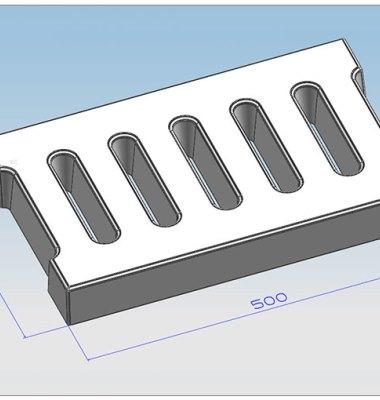 盖板模具图片/盖板模具样板图 (4)