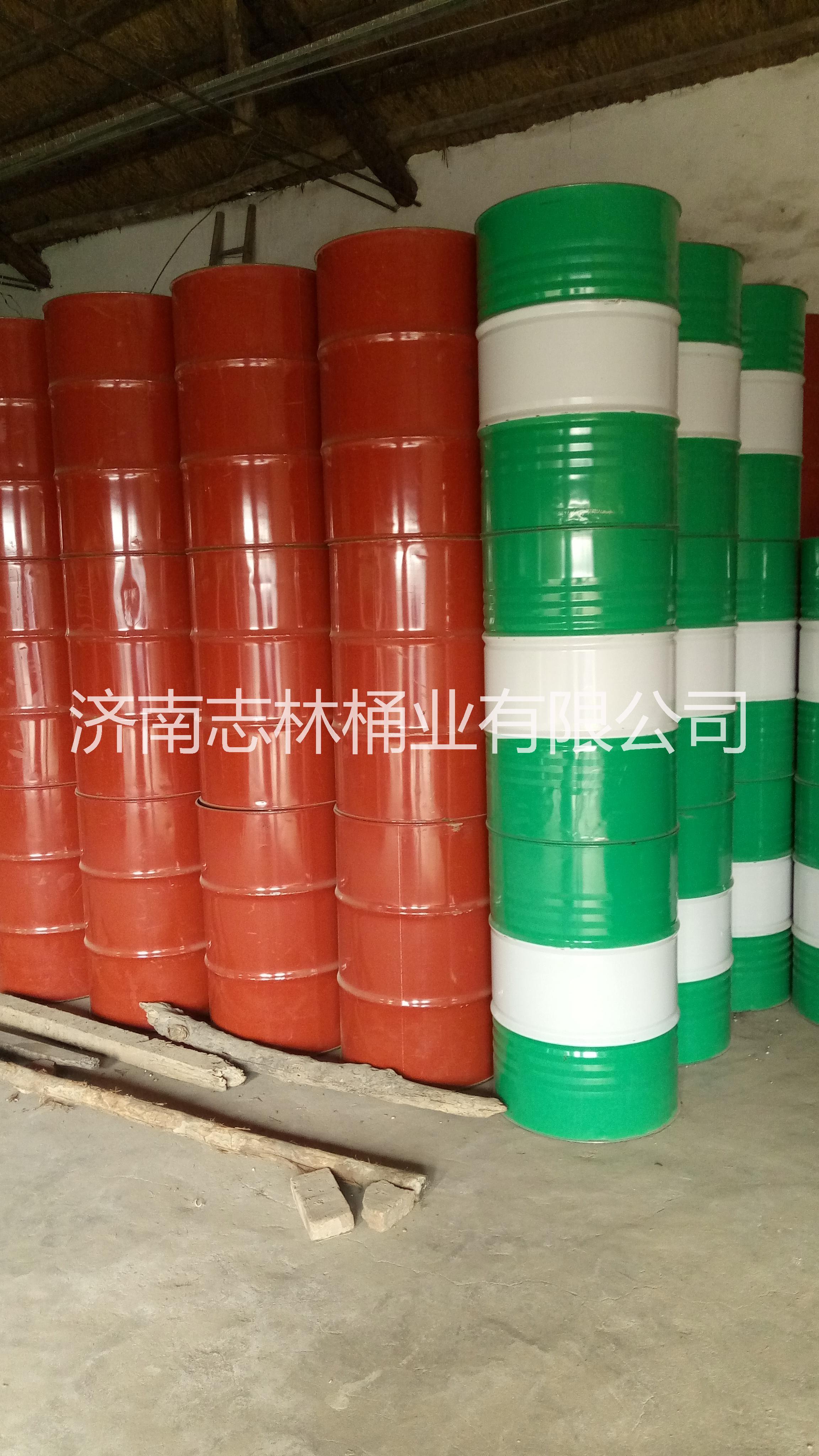 200l翻新铁桶 化工桶镀锌桶价格