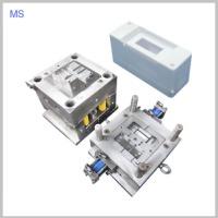 供应汽车连接器模具、机加工件