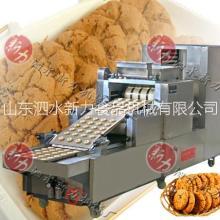 供应自动上盘自动撒芝麻桃酥机