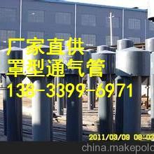 供應用于消防的水池罩型通氣管Z-500優質H3=500不銹鋼罩型通氣帽圖片