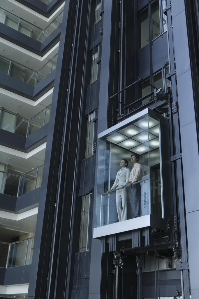 供应观光电梯 生产厂家