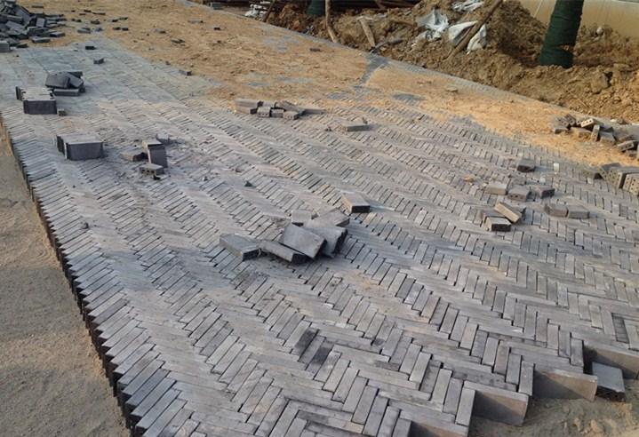 供应河南南阳陶土砖烧结砖页岩砖广场砖透水砖古