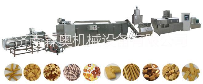供应玉米膨化机,推荐您关注专业研发生茶玉米膨化机器设备的厂家济南霖奥机械