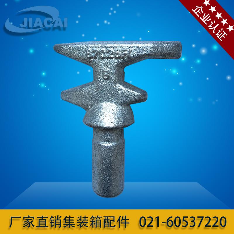 上海集装箱锁座锁头 带孔锁头销售