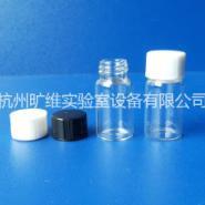 3ML玻璃样品瓶透明或棕色可选图片