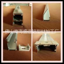 供应用于电子电器 商业照明 工业照明的线条灯外壳铝型材 LED硬灯条 LED灯具配件  洗墙灯铝合金外壳