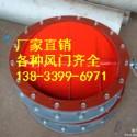 双轴圆形风门DN600图片