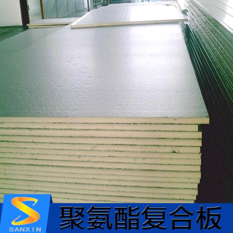 供应聚氨酯复合板生产图片