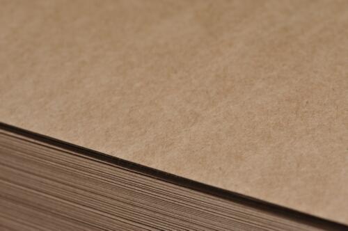 全木浆80-250g黄色牛皮纸报价