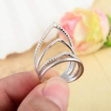 供应用于配饰的时尚戒指