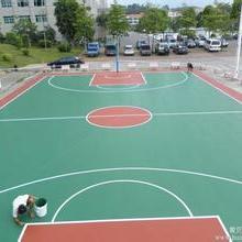 供应用于的羽毛球网球篮球PVC地板 永久性密封,坚硬耐磨图片