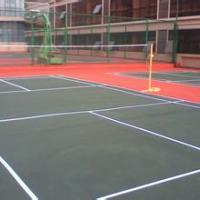 篮球场建设/柏克体育酸球场施工