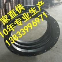 供应用于建筑的四会焊接法兰橡胶软接头dn300pn1.0耐酸咸橡胶软接头价格