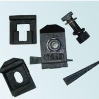 供应用于钢轨固定的压轨器德纳压轨器焊接型压轨器的材