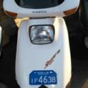 本田水冷大白鲨125摩托车图片
