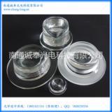 供应用于灯具玻璃透镜的工矿灯光学玻璃透镜设计加工