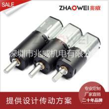 厂家批发精密齿轮减速电机减速电机摩打520碳刷齿轮马达