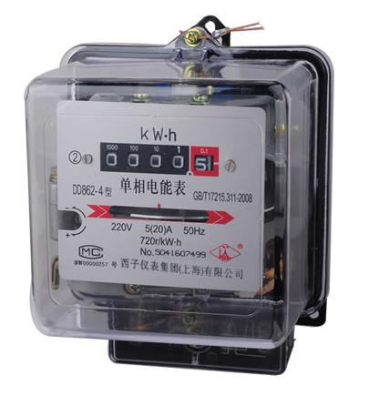 电子式单相电能表厂家