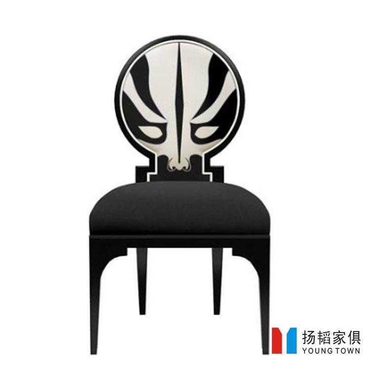 实木餐椅图片/实木餐椅样板图 (3)
